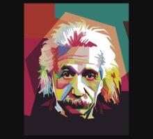 Einstein Art  One Piece - Short Sleeve