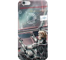 Hostile Realms - Piloting iPhone Case/Skin