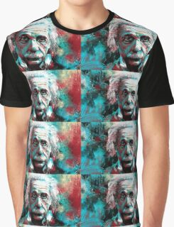 Einstein Art 2 Graphic T-Shirt