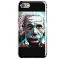 Einstein Art 2 iPhone Case/Skin