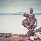 Rusty Cogwheel by Errne