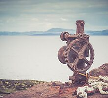 Rusty Cogwheel by Errne