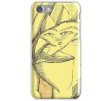 bending at the knee iPhone Case/Skin