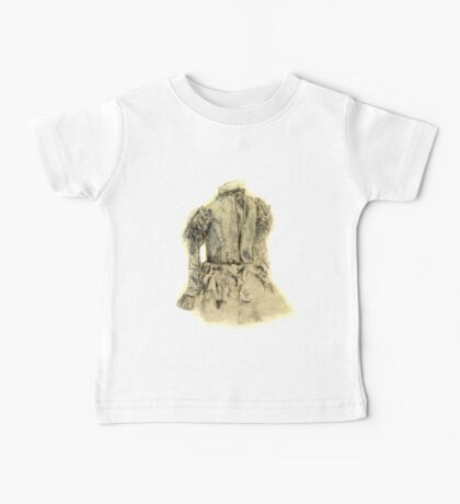 Blustery blouse Baby Tee