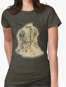 Blustery blouse Womens Fitted T-Shirt