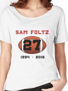 Sam foltz Women's Relaxed Fit T-Shirt