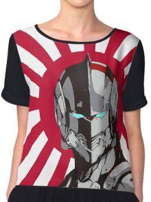 Ultraman the millennium Chiffon Top