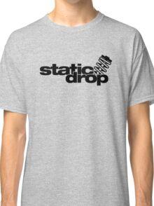Static drop (3) Classic T-Shirt