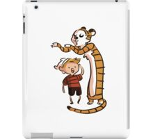 Finn And Hobbes iPad Case/Skin