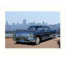 1957 Cadillac Eldorado Brougham Art Print