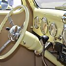 Dash and Steering 1936 Ford  by Wviolet28