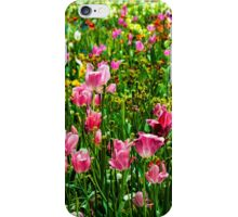 The Flowers of St James's Park iPhone Case/Skin