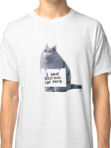 chloe secret life of pets Classic T-Shirt