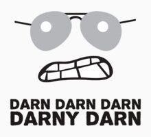 Bad Cop Darn Darn Darn Darny Darn T Shirt Baby Tee
