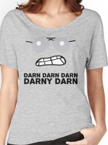Bad Cop Darn Darn Darn Darny Darn T Shirt Women's Relaxed Fit T-Shirt