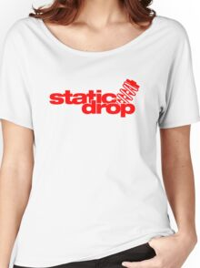 Static drop (6) Women's Relaxed Fit T-Shirt