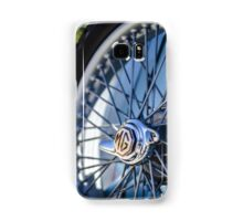 Classic MG Wire Wheel Samsung Galaxy Case/Skin
