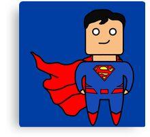 Superman! Canvas Print