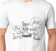 supernatural words Unisex T-Shirt