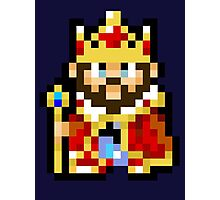 Game Center CX King Photographic Print
