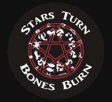 Stars Turn Bones Burn T-Shirt