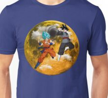 Goku Vs Black Goku Unisex T-Shirt