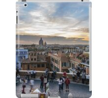 Life in Rome iPad Case/Skin