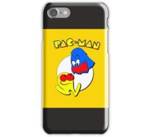 Pac-Man Ghost Original  iPhone Case/Skin
