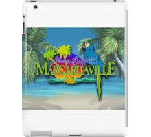 margaritaville 3D album cover animation design KLUWER iPad Case/Skin