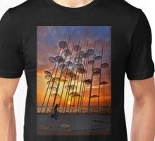 Waterproof sunset Unisex T-Shirt