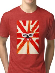 London Eye Tri-blend T-Shirt
