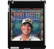 jimmy buffet -meet me in margaritaville KLUWER iPad Case/Skin