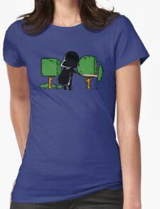 Part Time Job - Gardening Womens Fitted T-Shirt