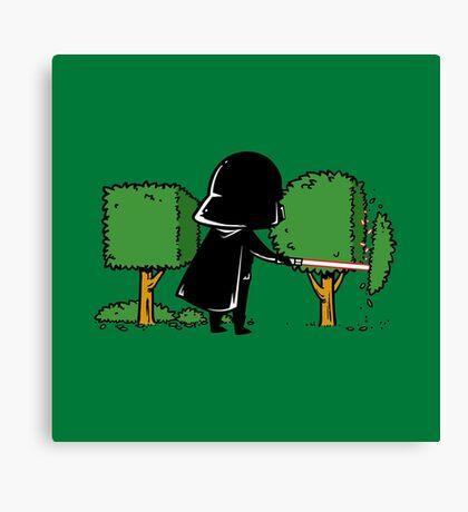 Part Time Job - Gardening Canvas Print