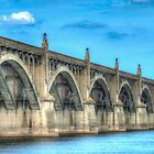 Columbia–Wrightsville Bridge by Shadrags