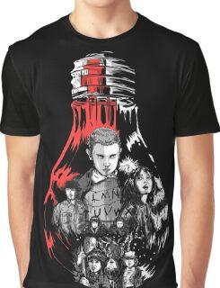 Upsidedown Graphic T-Shirt
