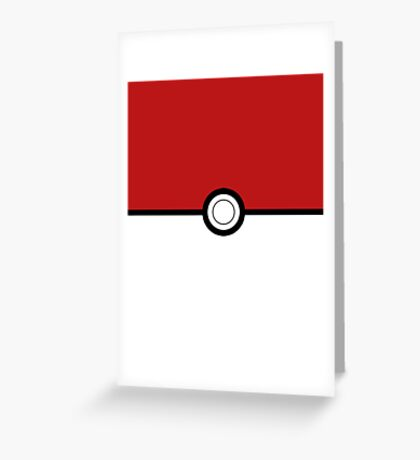 POKEMON GO Greeting Card