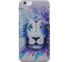 Lionstein by Lufty iPhone Case/Skin