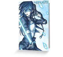 Sword Art Online S2 Poster Collection Greeting Card