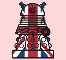 Dr Who - Jack Dalek One Piece - Short Sleeve