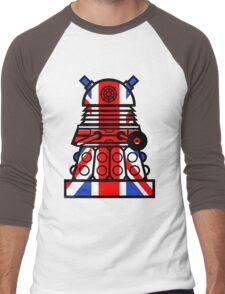 Dr Who - Jack Dalek Men's Baseball ¾ T-Shirt