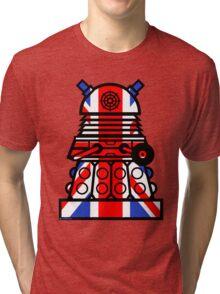 Dr Who - Jack Dalek Tri-blend T-Shirt