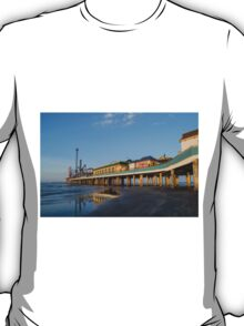 Galveston Pleasure Pier #2 T-Shirt