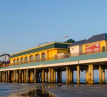 Galveston Pleasure Pier #2 Sticker