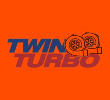TWIN TURBO (6) Kids Clothes