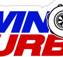 TWIN TURBO (6) Sticker