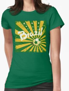 Ola Brazil Womens Fitted T-Shirt