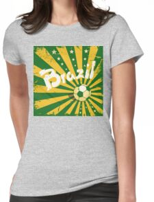 Ola Brazil 578 Womens Fitted T-Shirt