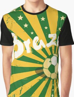 Ola Brazil Graphic T-Shirt