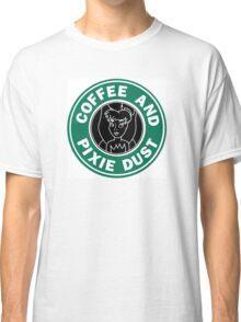 Faith Trust and Caffeine Classic T-Shirt